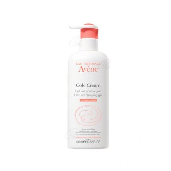 AVENE GEL COLD CREAM 400 ML