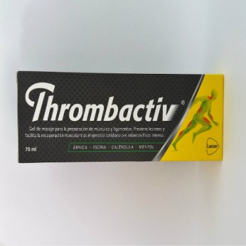 Thrombactiv gel