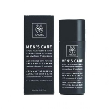 Apivita Men`s Care crema antiarrugas