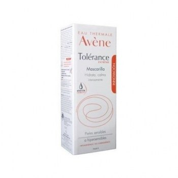 Avene Tolerance mascarilla