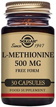 L-Metionina 500 mg